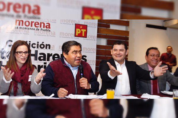 Pide Barbosa a Gali evitar intromisiones en proceso electoral