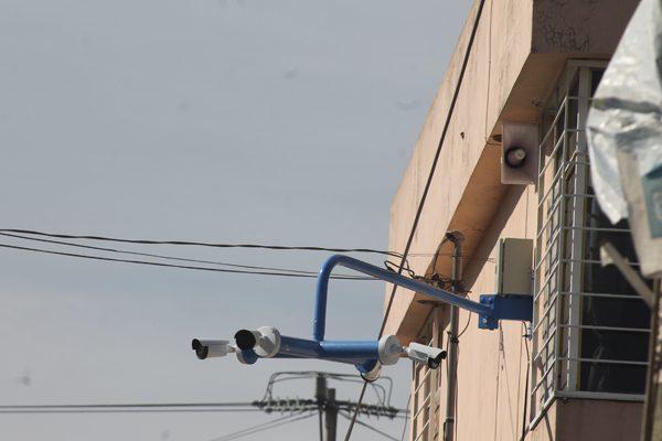 Al 30 % la instalación de cámaras de seguridad en 25 colonias de Puebla