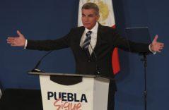 Pasarela política en el Informe del gobernador de Puebla