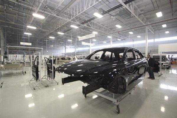 Encabeza Puebla la mejor evolución del sector manufacturero en México