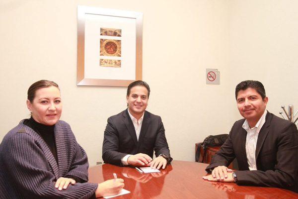 Medirá PAN a Martha Érika y Eduardo Rivera para definir candidato a gobernador