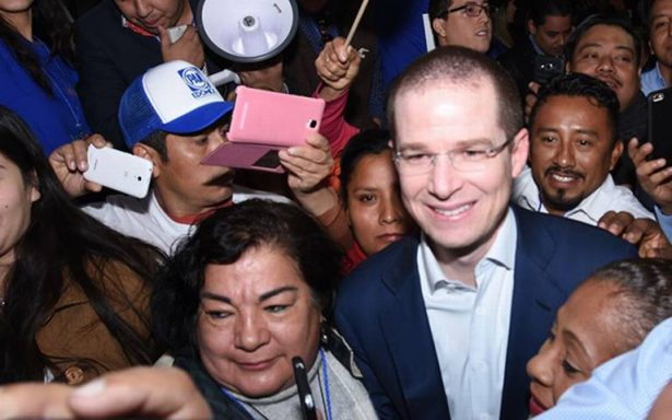 La gente no quiere votar por Meade: Ricardo Anaya