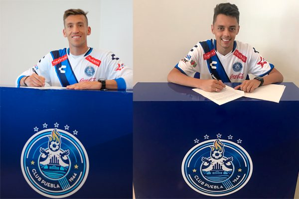 Vikonis y Ribeiro ya firmaron, son oficialmente camoteros
