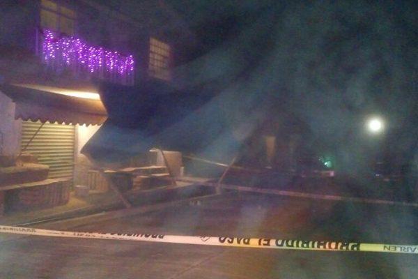 Asesinan a balazos a hombre en Xiutetelco