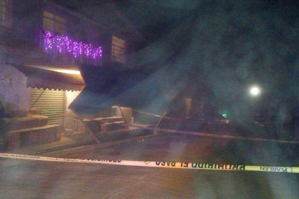 Muere hombre tras ser baleado en Xiutetelco