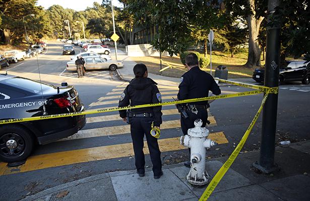 Al menos 4 estudiantes heridos en tiroteos de San Francisco