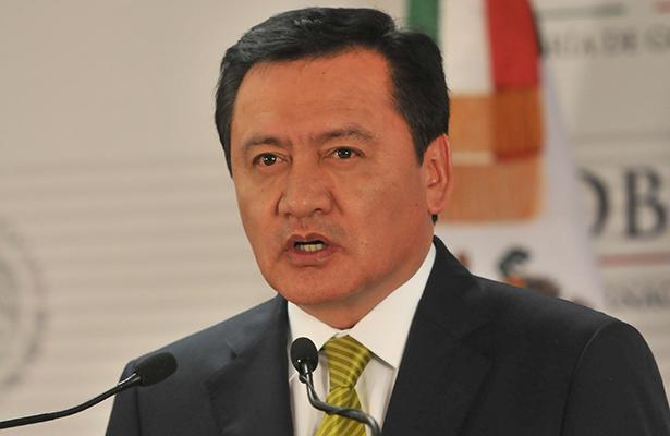 Llama Osorio Chong a revertir de inmediato inseguridad en Veracruz