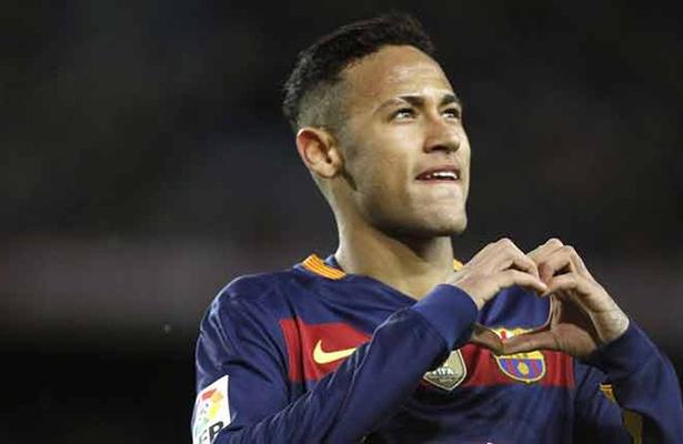 """Neymar se siente """"en casa"""" tras renovar contrato con Barcelona"""
