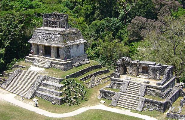 Zonas arqueológicas de Chiapas recuperan turismo