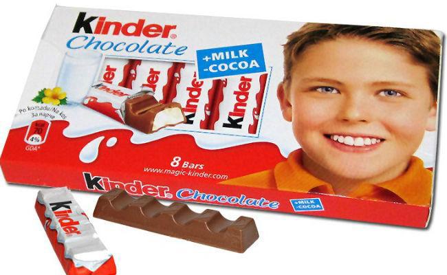 ¿Lo recuerdas? Descubre cómo luce el niño del chocolate Kinder