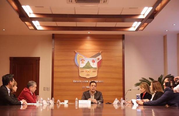 Inicia Omar Fayad reorganización del sector educativo