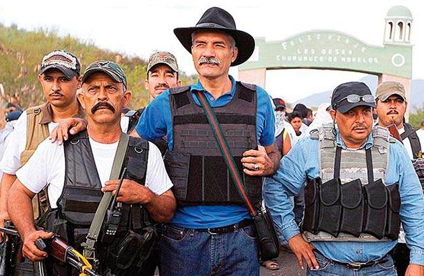 Obtendrán libertad autodefensas detenidos en Michoacán