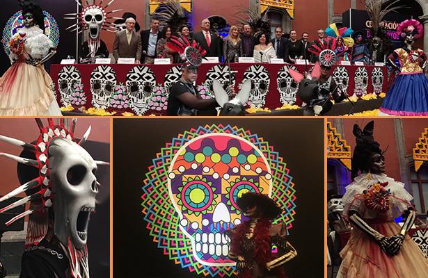 ¡Ya hay fecha y detalles para carnaval de Día de Muertos en la CDMX!