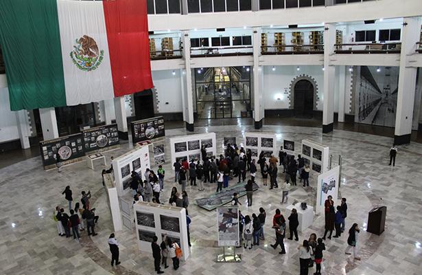 """Inauguran muestra fotográfica """"Memoria desde el aire"""""""