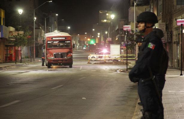 Liberan calles en Chihuahua tras bloqueos de camioneros