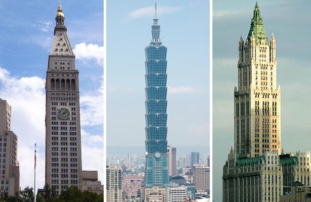 ¡Impresionante! Así retan a la física los edificios más altos del mundo