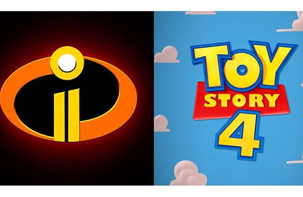 ¡Ya hay fecha para Toy Story 4 y Los Increíbles 2!