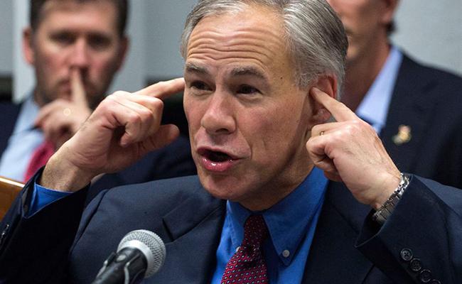 Promulga gobernador de Texas ley que prohíbe ciudades santuario