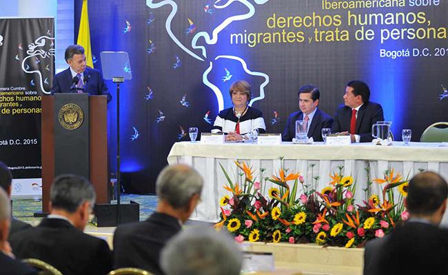 Hoy inicia la Cumbre Iberoamericana Migración y Derechos Humanos