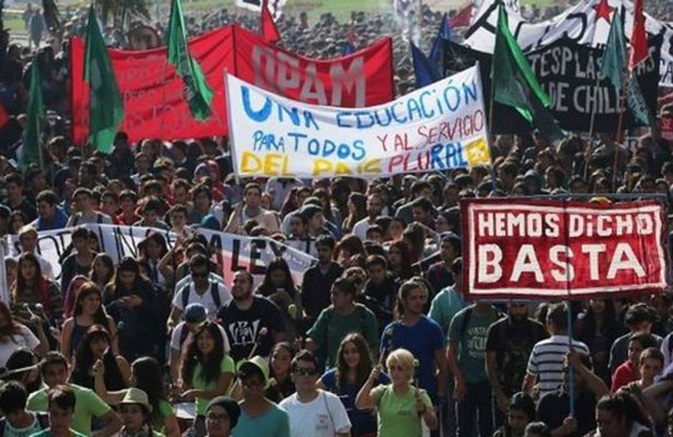 Empeoran las consecuencias de un paro de tres días en Chile