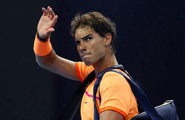 Rafael Nadal dice adiós a la temporada 2016 por lesión