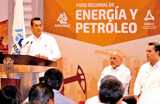 Campeche es destino seguro para inversiones, dice Alejandro Moreno