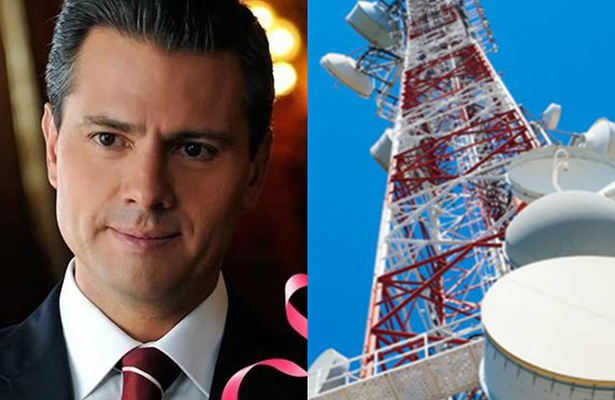 Nueva cadena de TV, producto de Reforma en Telecomunicaciones: EPN