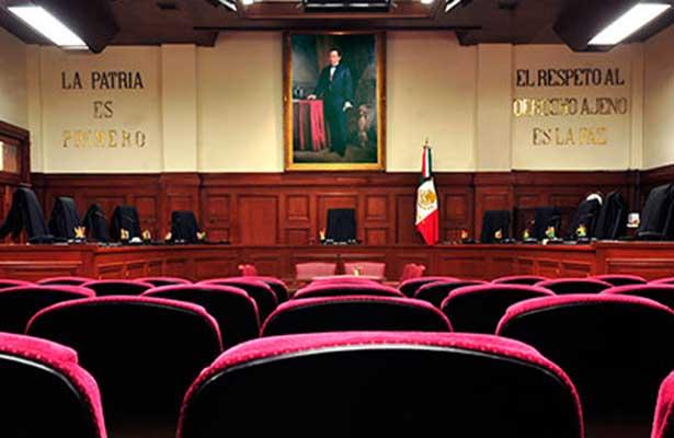 SCJN: 3de3, requisito para ser gobernador de Coahuila