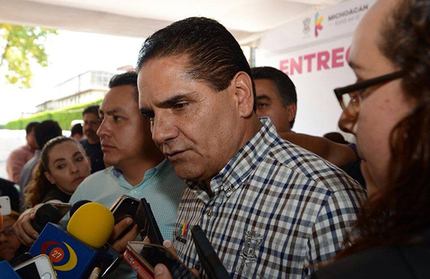 Autoridad no detendrá a manifestantes: Aureoles