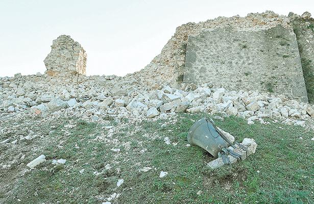Se convulsiona otra vez la tierra en Italia