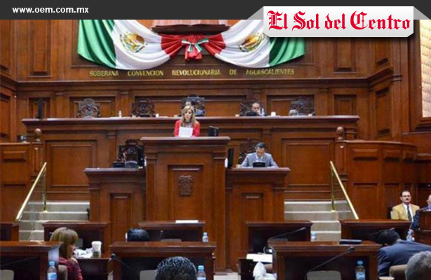 Rechaza Congreso de Aguascalientes eliminar el fuero