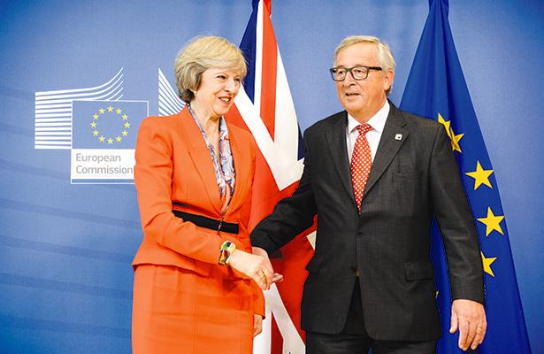 Gran Bretaña y la UE, en total desacuerdo sobre el Brexit