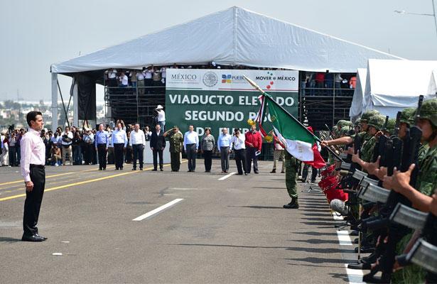 Mi gobierno colabora con todos sin importar ideología política: Peña Nieto