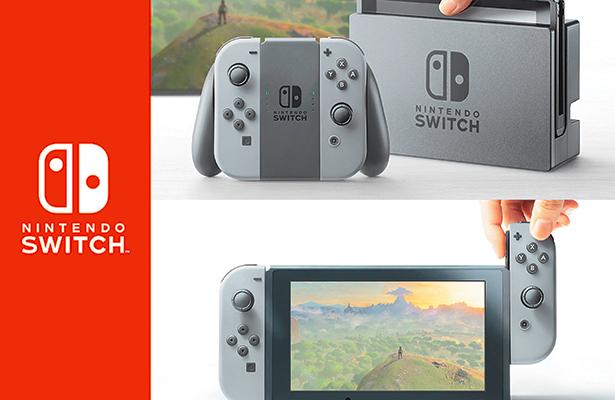 """Nintendo lanza Switch, su nueva consola """"híbrida""""; llegará al mercado en marzo de 2017"""