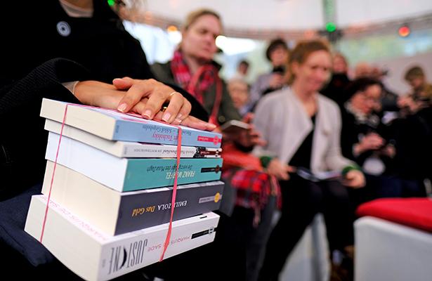 El fascinante mundo del libro en la Feria de Frankfurt 2016