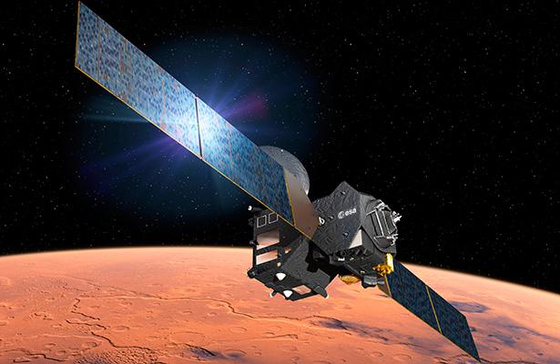 La conquista de  Marte se esfuma