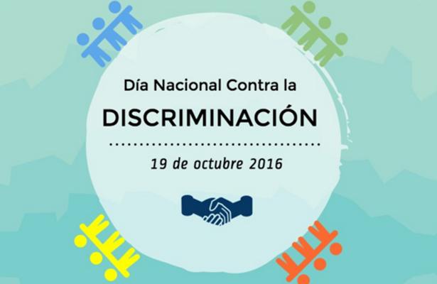 México celebra este día el combate frontal contra la discriminación