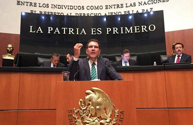 La ASF es ineficiente en materia anticorrupción, advierte Ríos Piter