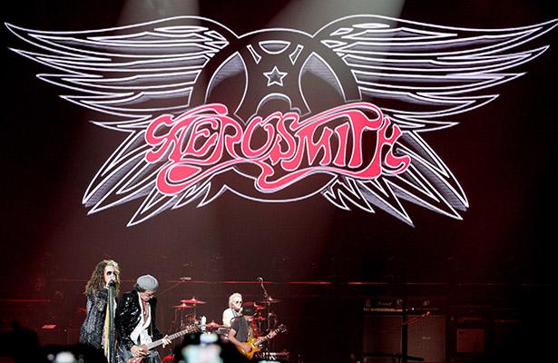 Aerosmith conquista a 23 mil fans mexicanos