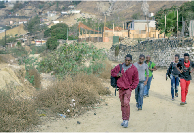 Retorno a Brasil, el nuevo anhelo de muchos haitianos