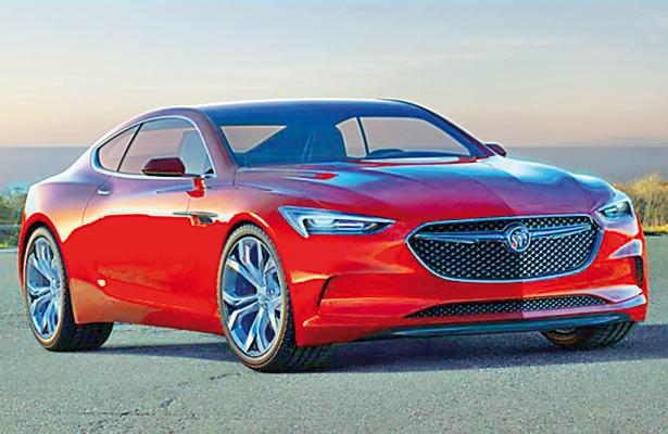 Ventas mundiales de Buick superan un millón de unidades de enero a septiembre