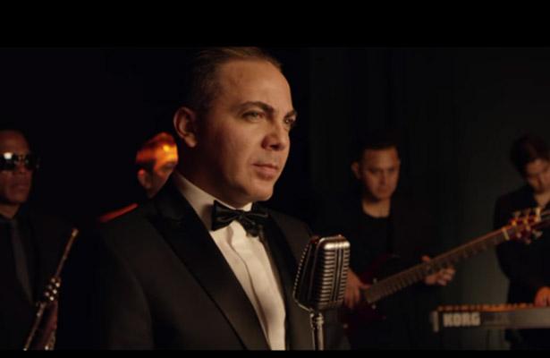 """Cristian Castro presenta el video de su tema """"Decirte adiós"""""""