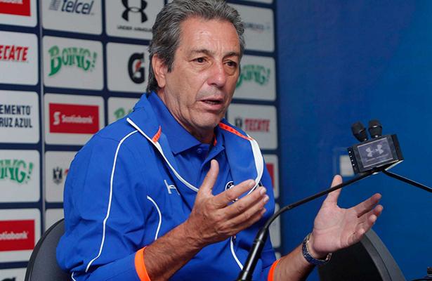 Yayo de la Torre anuncia salida de Tomás Boy de Cruz Azul