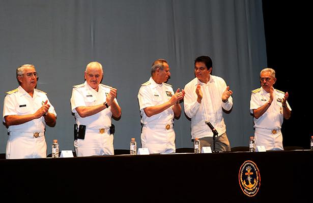 "Reitera ""Malova"" agradecimiento y respeto a la Marina"