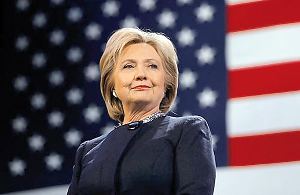 Prometedor, el arribo de la primera mujer presidenta en EU