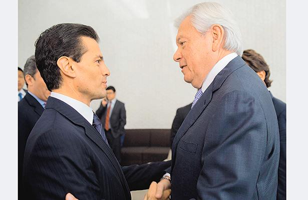 Mi afán es conseguir la prosperidad de México: Peña Nieto