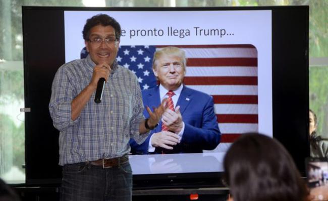 Migración de mexicanos, resultado de la pobreza en el país: Ríos Piter