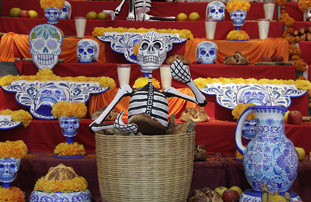 [Infografía] ¡Todo listo para el desfile de Día de Muertos!