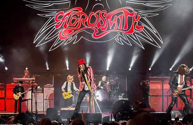 Techo se colapsa y suspenden concierto de Aerosmith