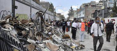 Cruz Roja alemana abre cuenta para donativos a México por sismo